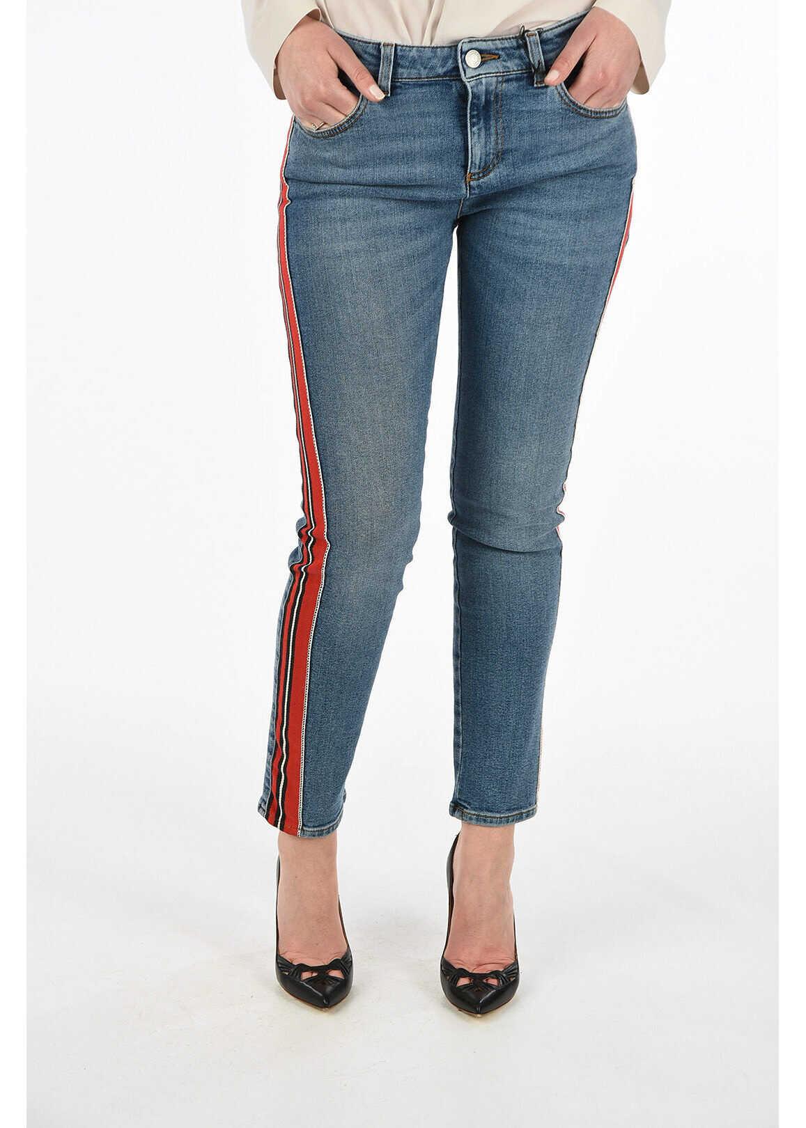 Alexander McQueen regular fit jeans BLUE