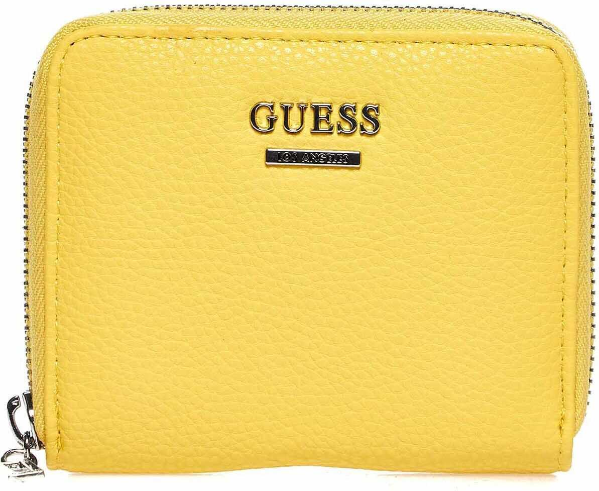 GUESS Wallet Yellow