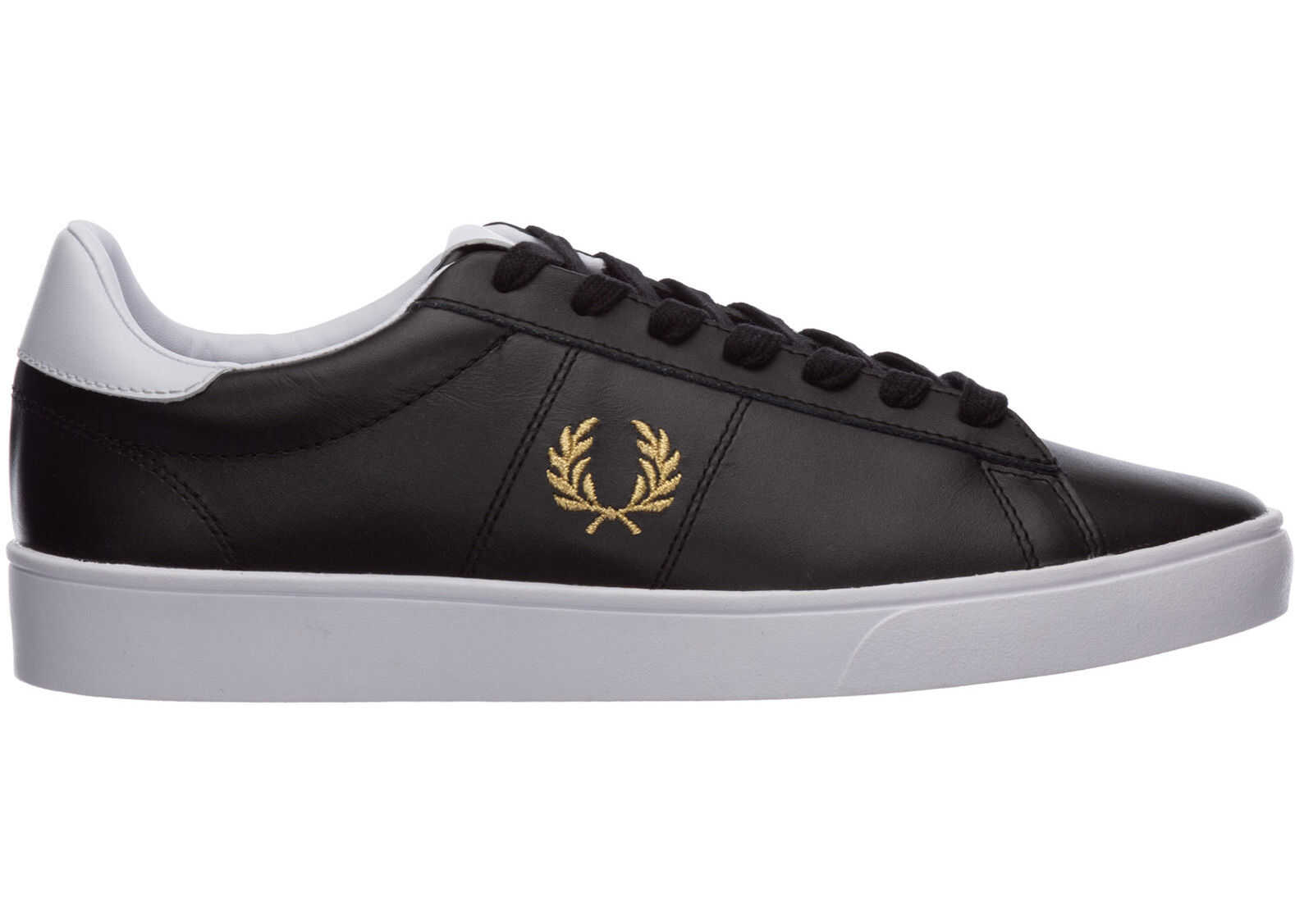 Fred Perry Sneakers Spencer Black
