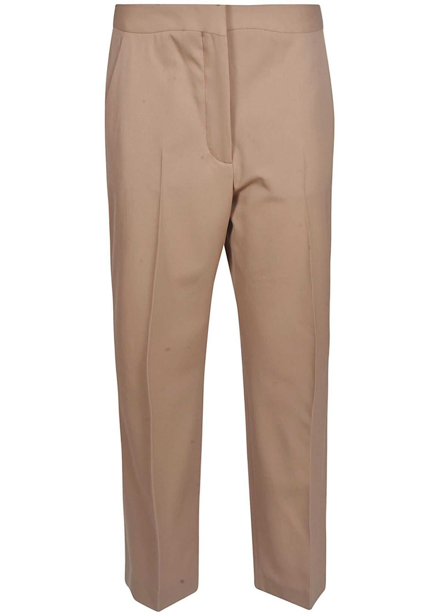adidas by Stella McCartney Wool Pants BEIGE