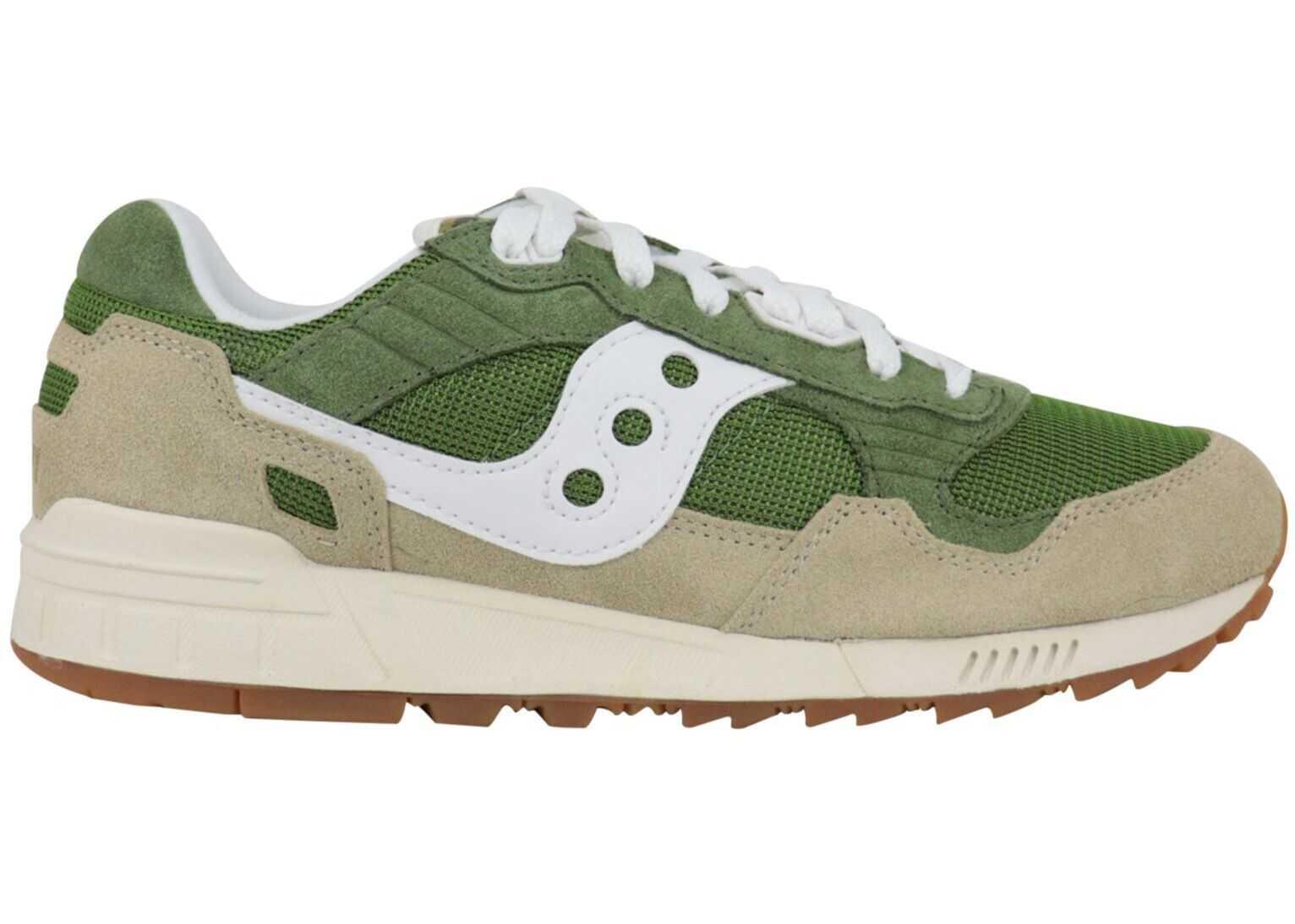 Saucony Suede Sneakers GREEN