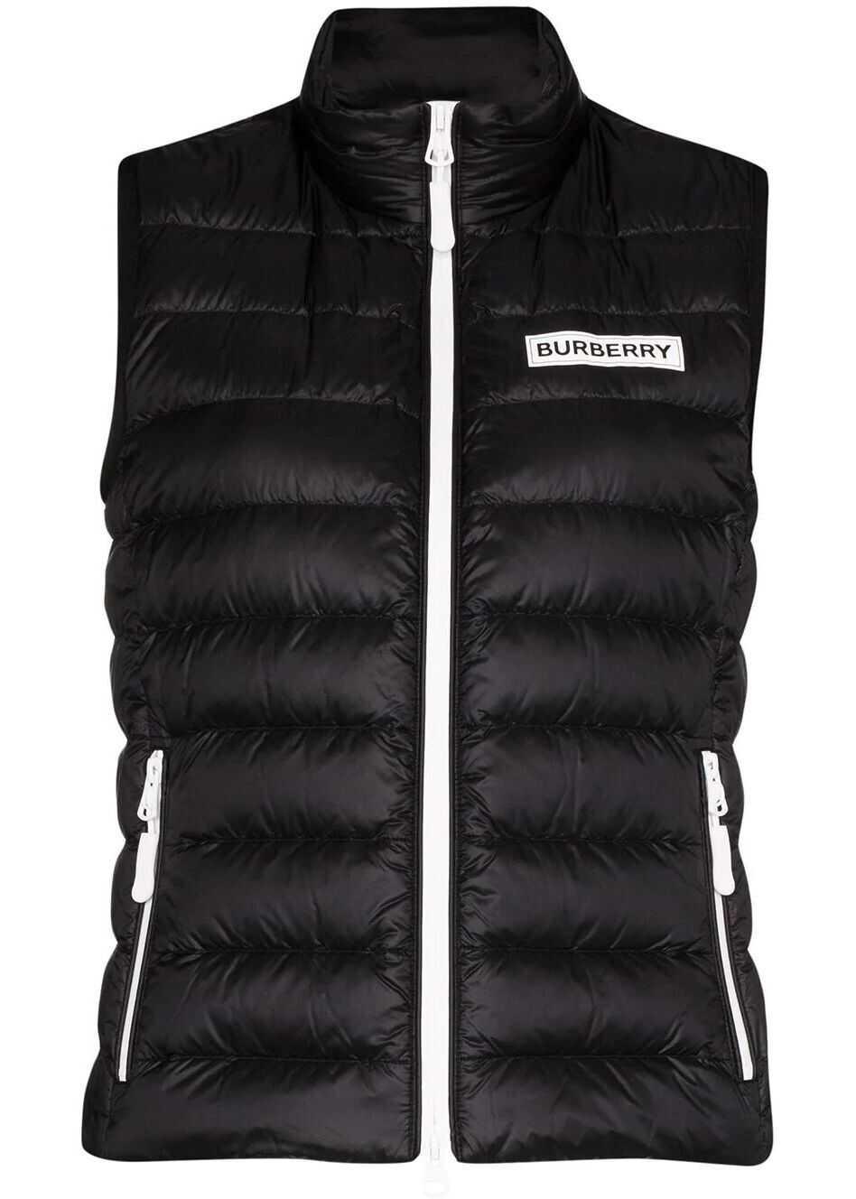 Burberry Polyester Vest BLACK