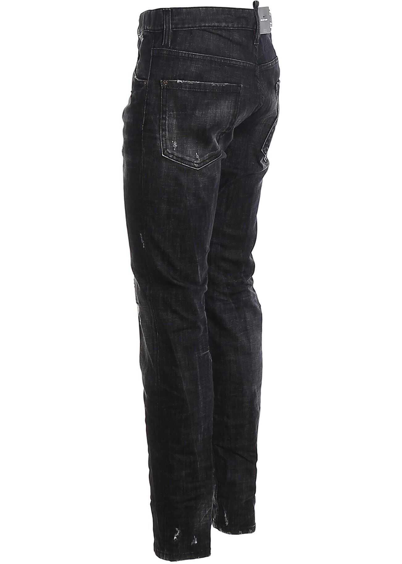 DSQUARED2 Cool Guy Denim Jeans Black