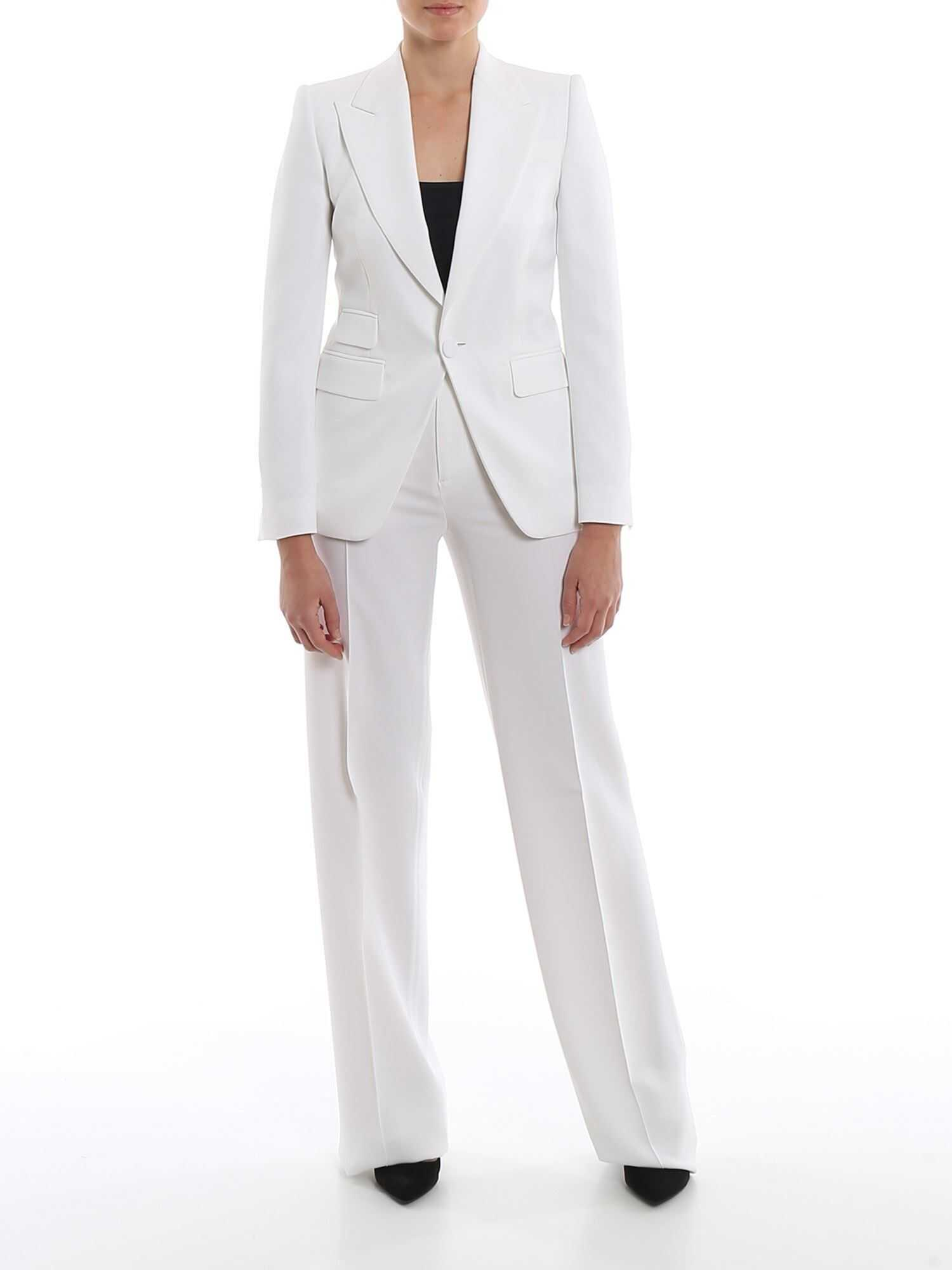 DSQUARED2 Cady Two-Piece Suit White