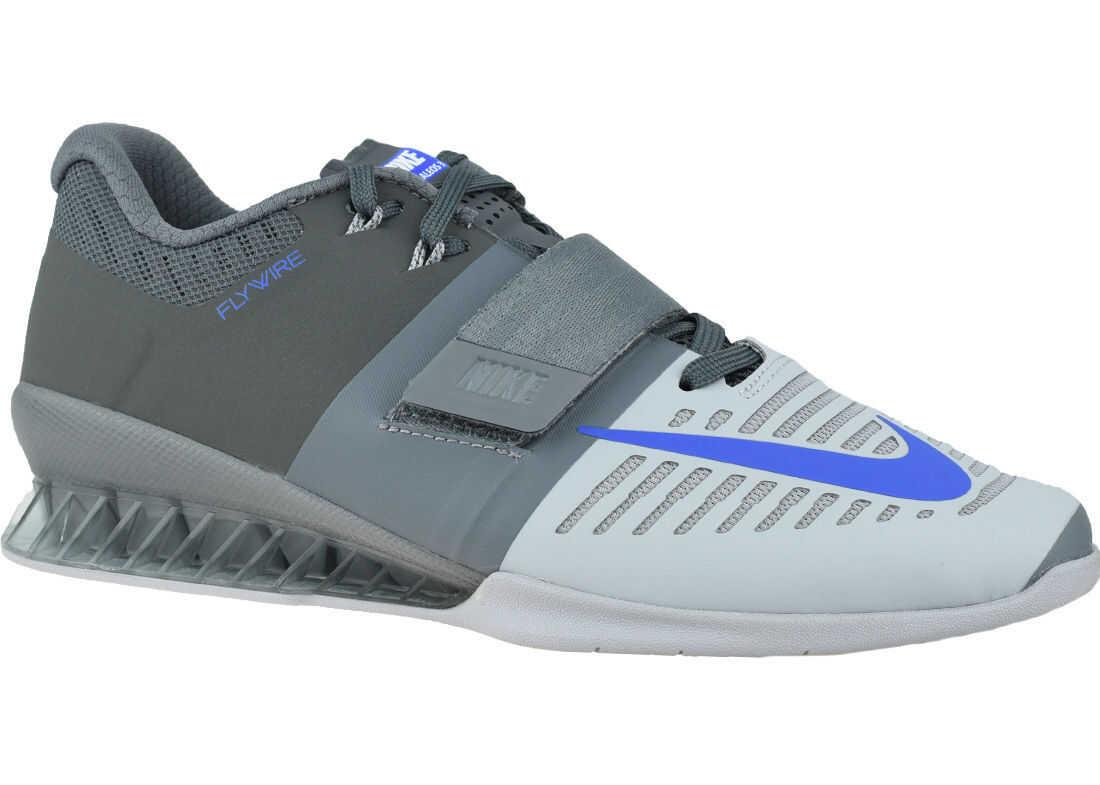 Nike Romaleos 3 Weightlifting Grey