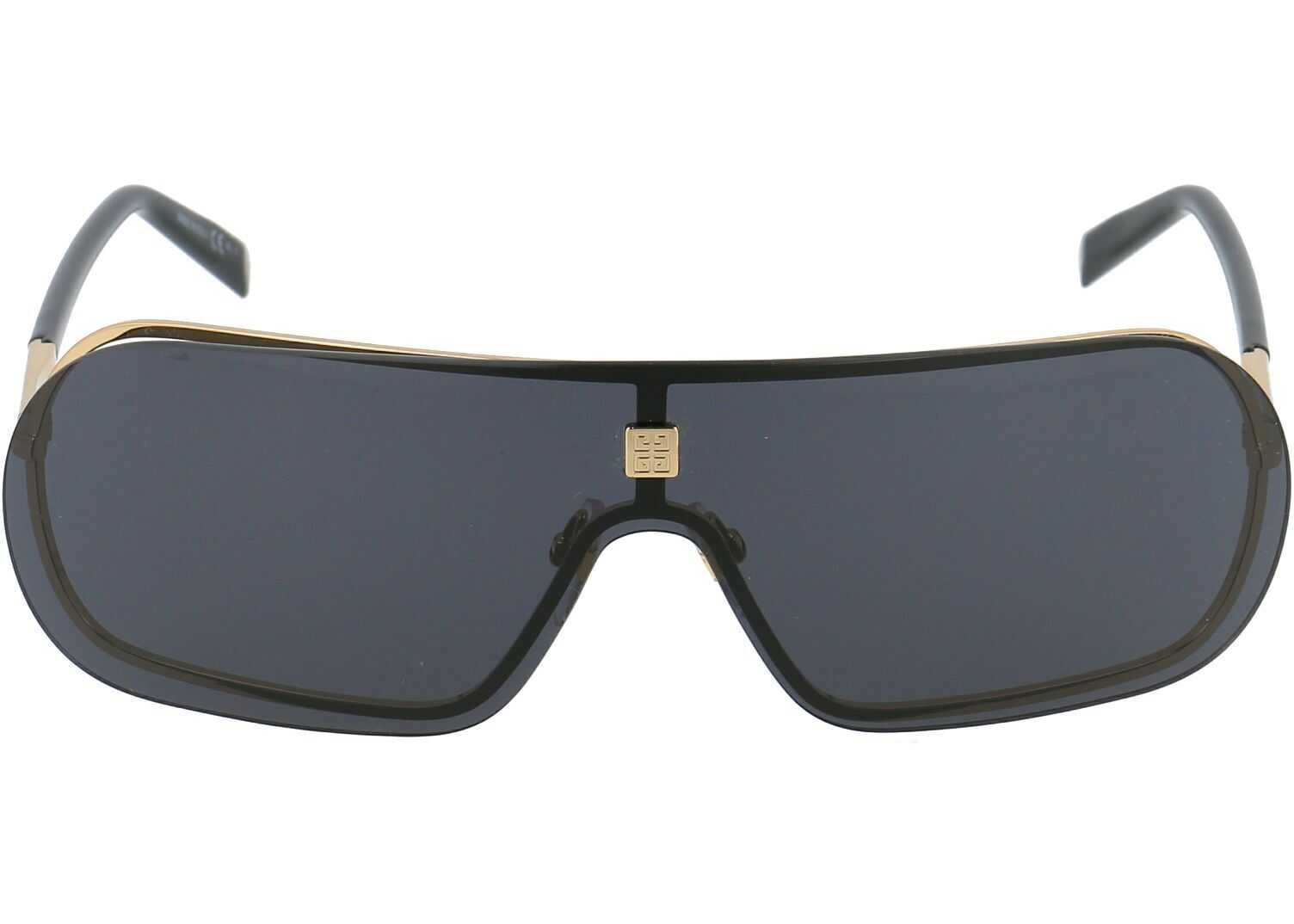 Givenchy Metal Sunglasses BLACK