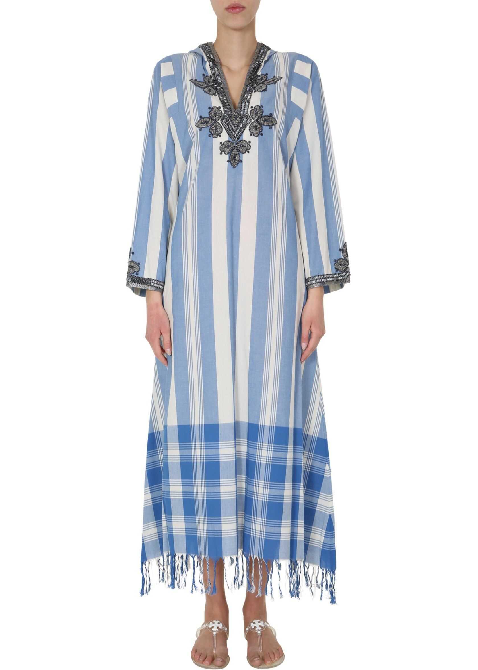 Tory Burch Caftan Dress MULTICOLOUR