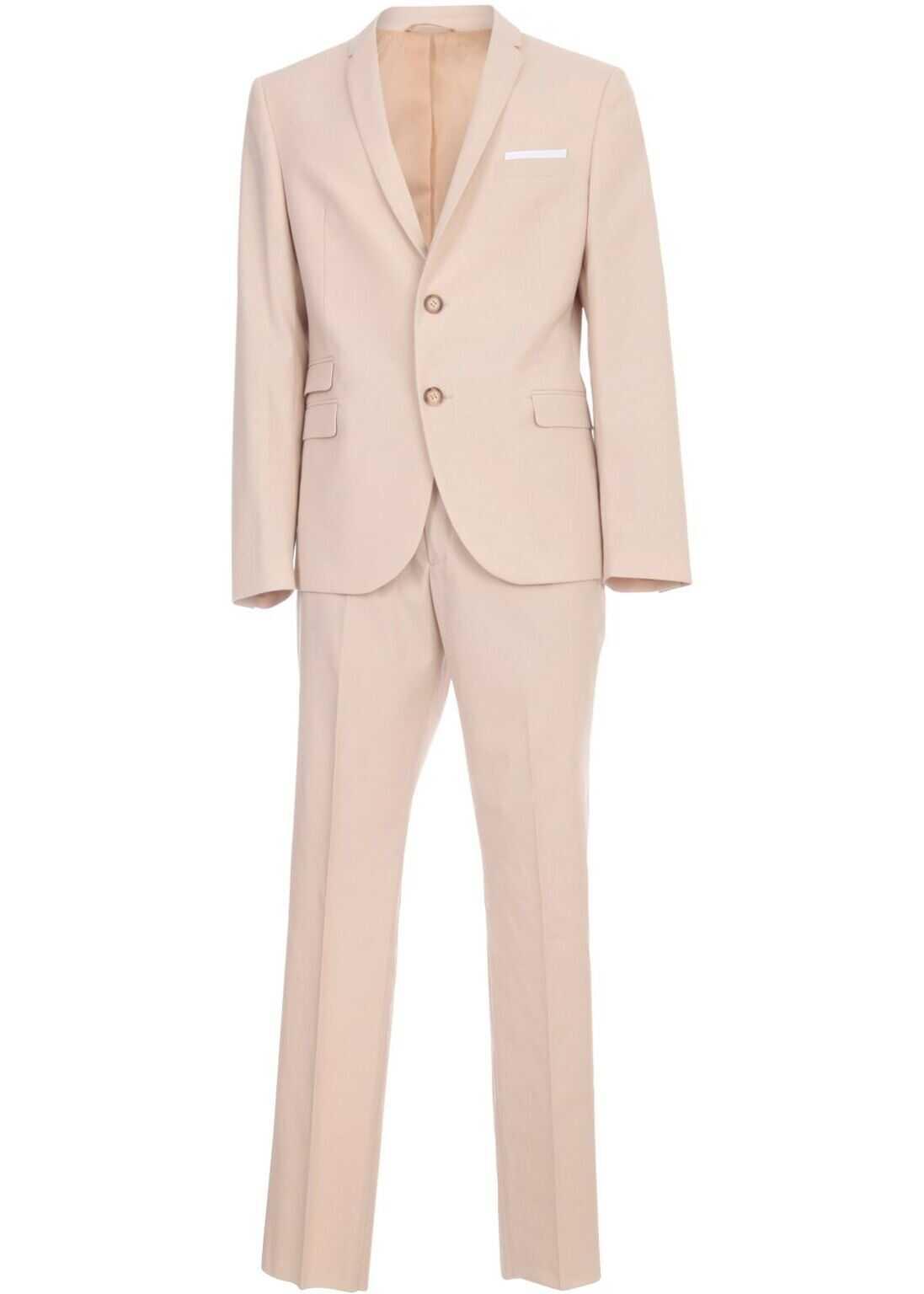 Neil Barrett Polyester Suit PINK