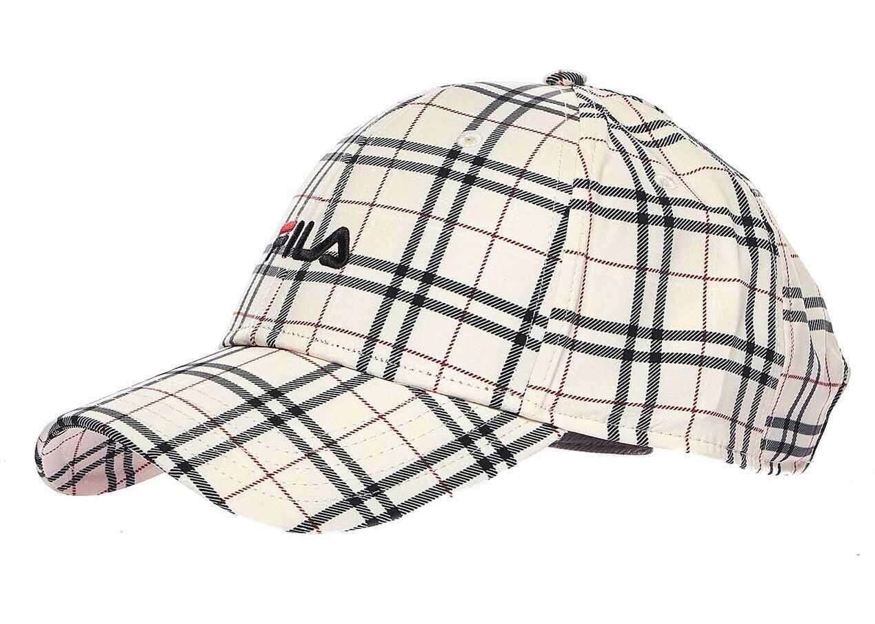 Fila Baseball cap with logo Beige