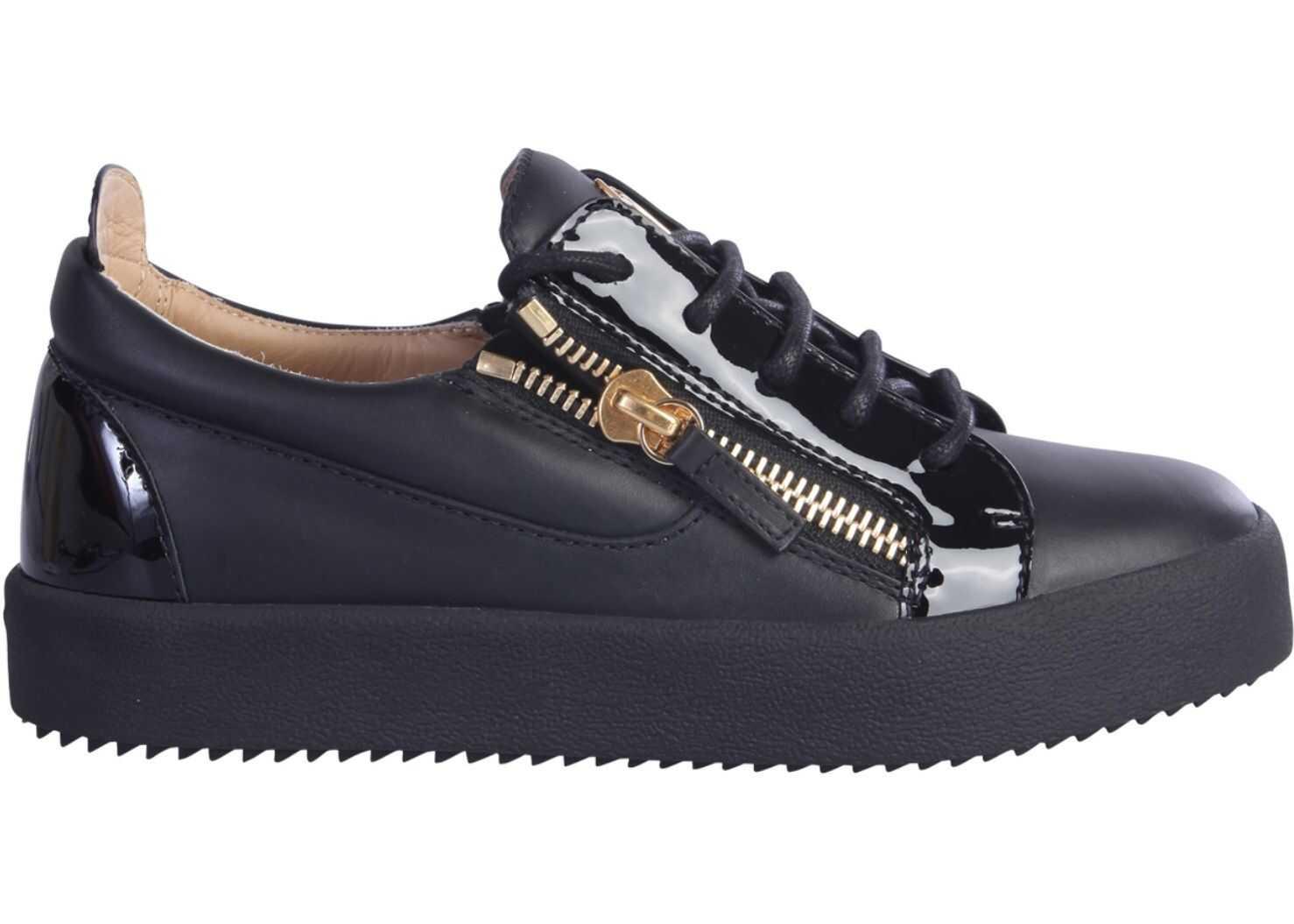 Giuseppe Zanotti Gail Sneakers BLACK