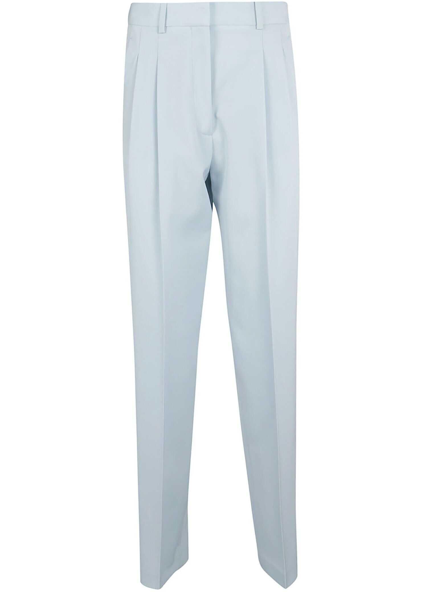 adidas by Stella McCartney Wool Pants LIGHT BLUE