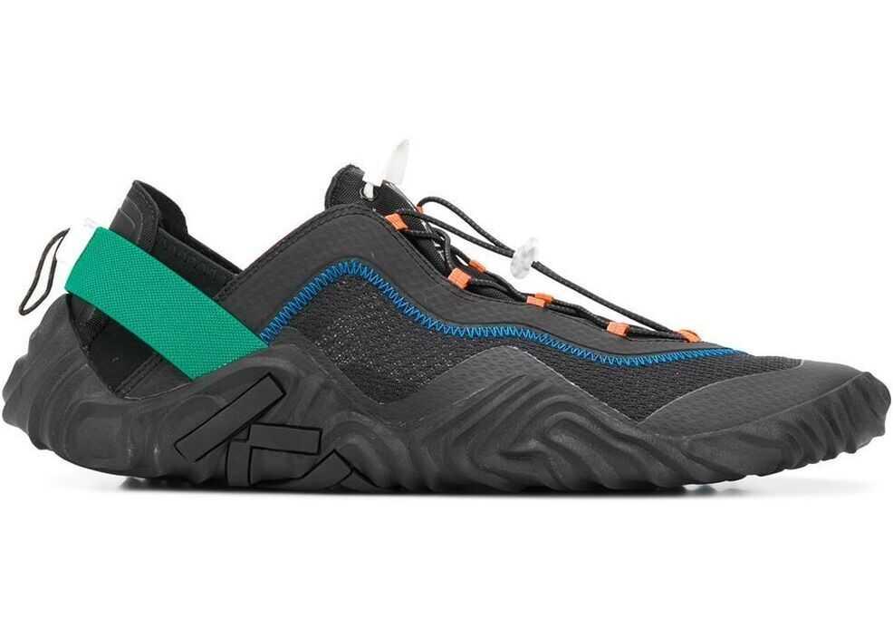 Kenzo Polyester Sneakers BLACK
