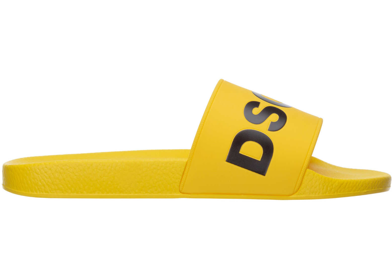 DSQUARED2 Rubber D2 Yellow
