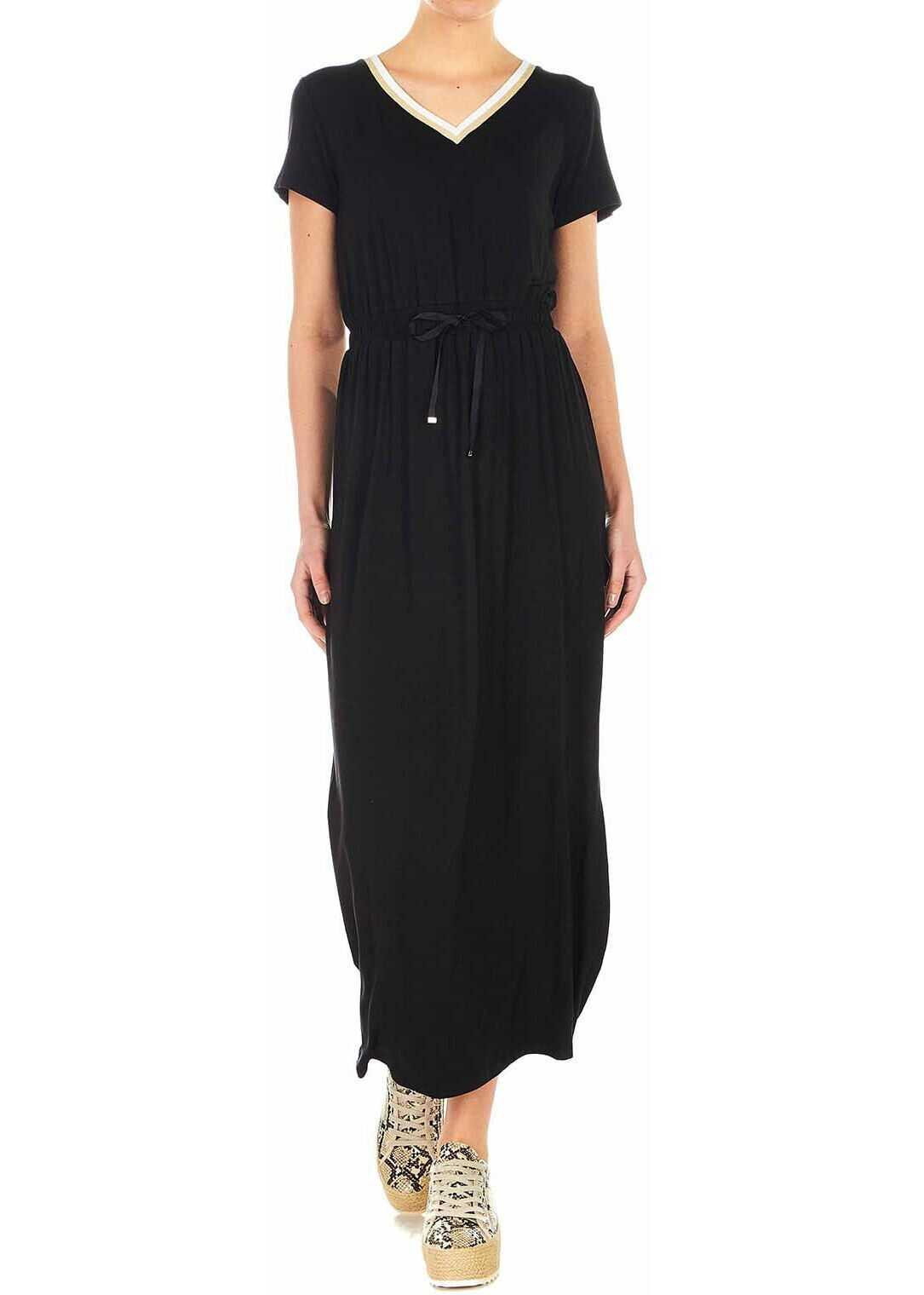Liu Jo Jersey dress Black