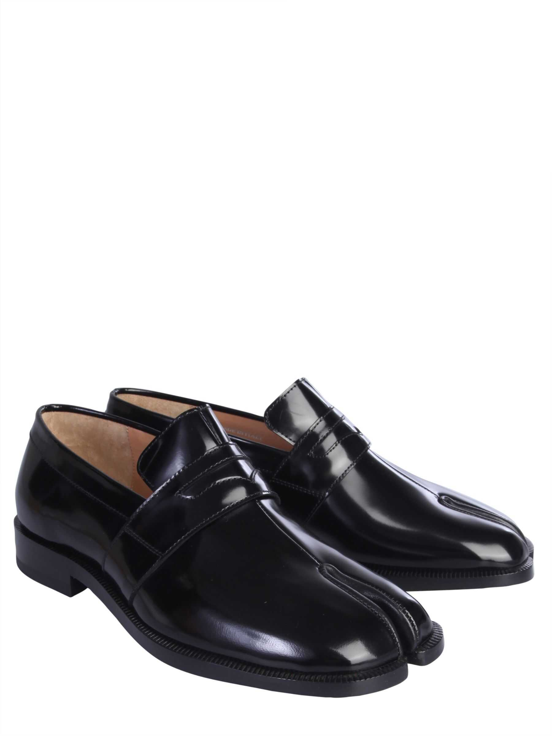 Maison Margiela Tabi Loafers BLACK