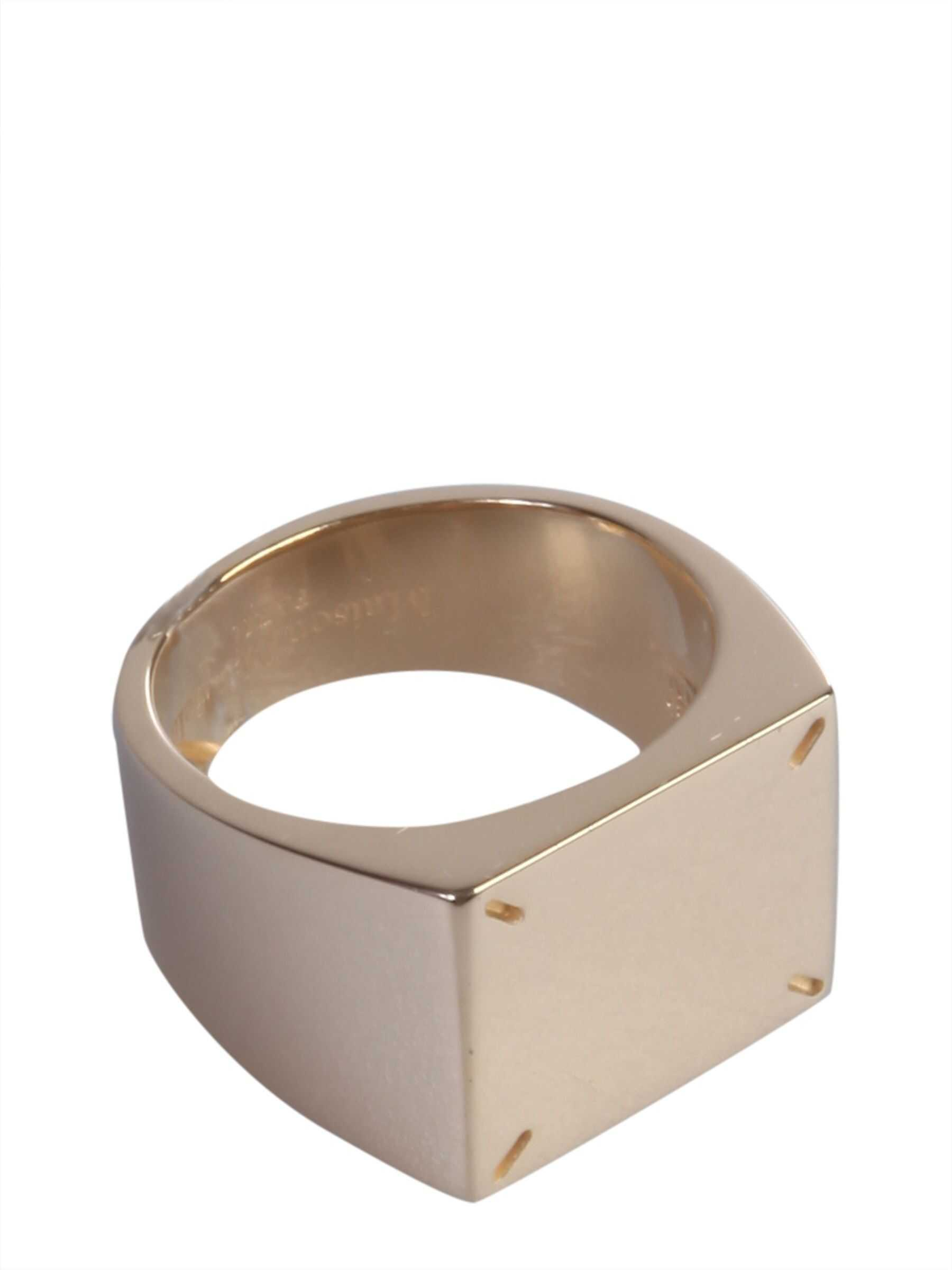 Maison Margiela Silver Ring GOLD