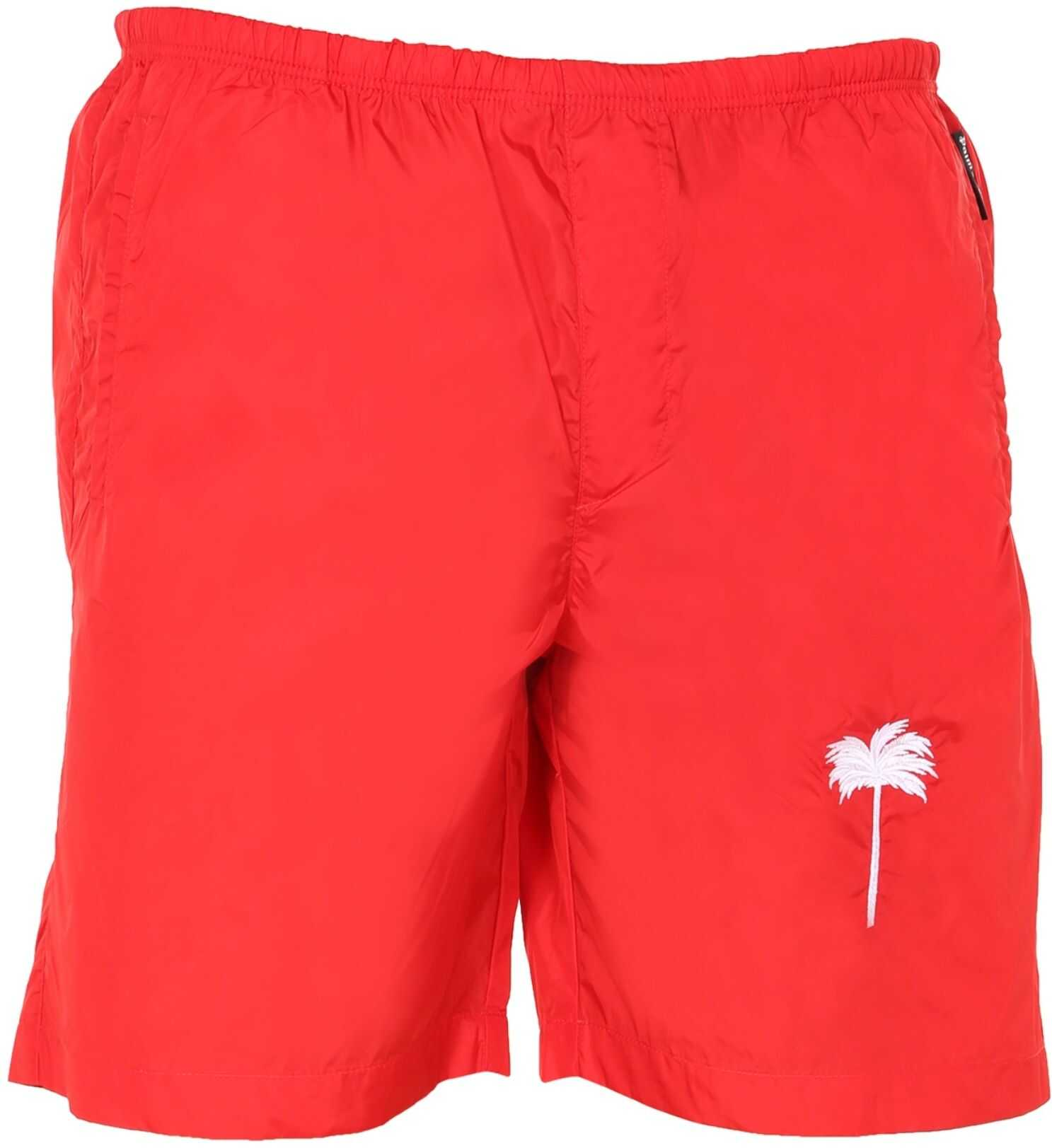 Palm Angels Medium Swimsuit RED