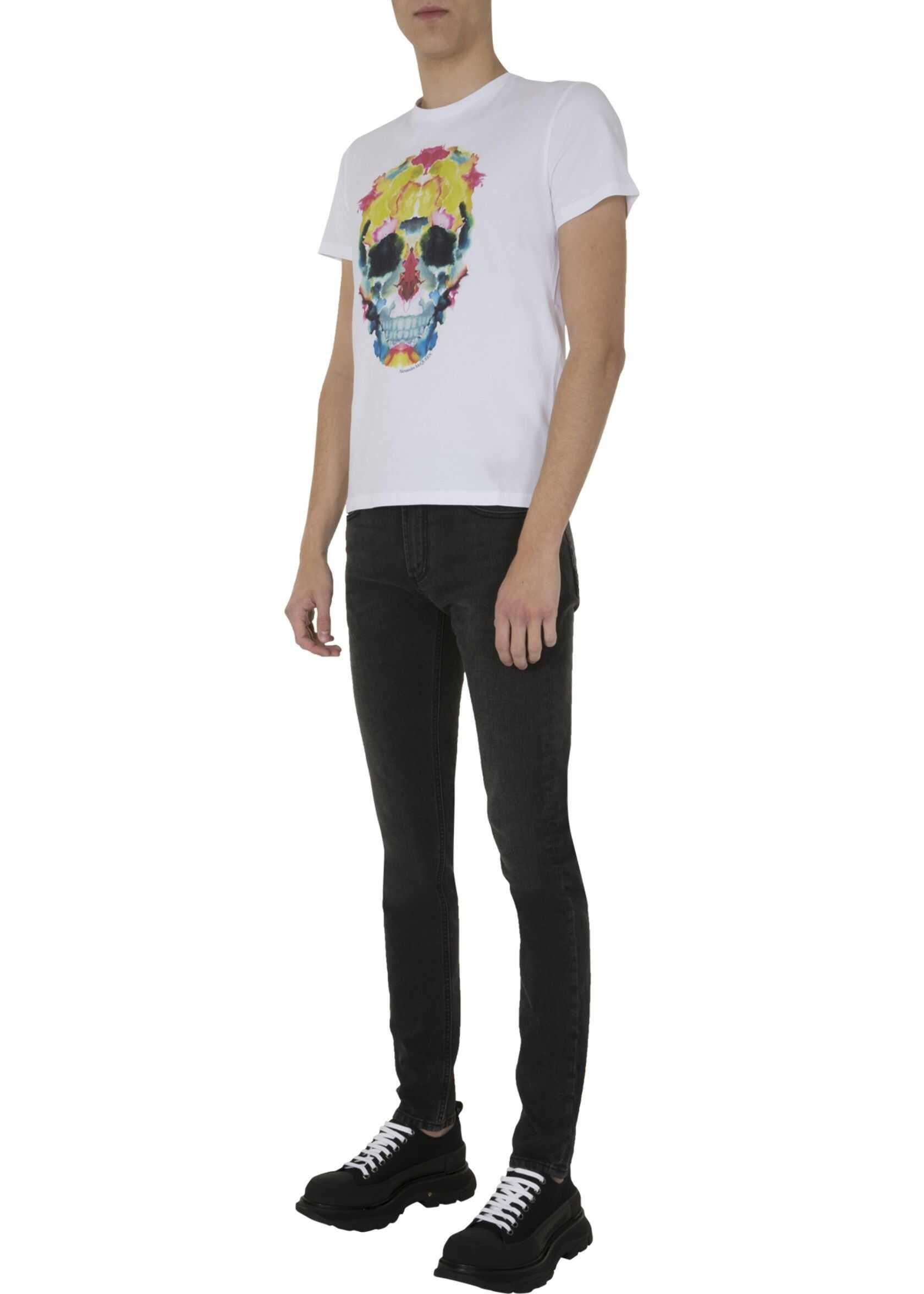 Alexander McQueen Slim Fit Jeans BLACK