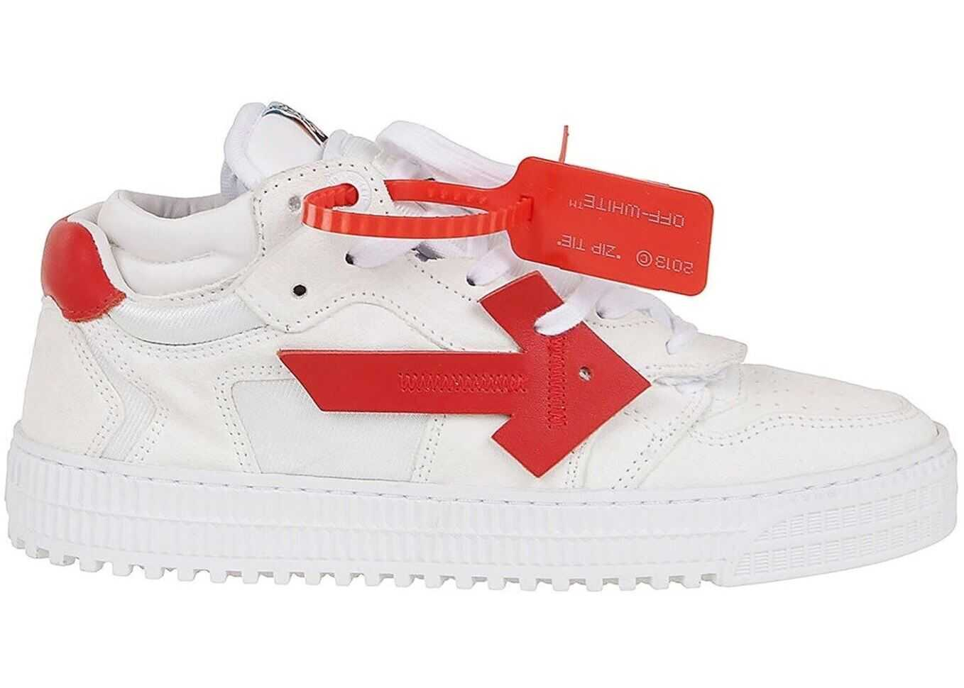 Off-White 3.0 Low Sneakers White