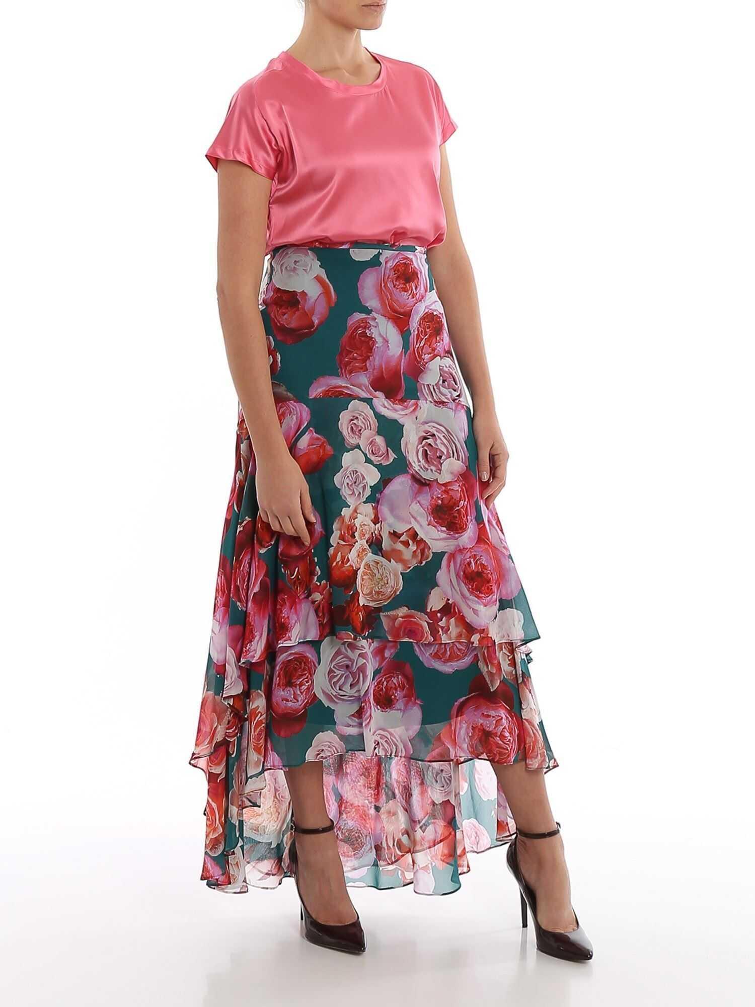 Pinko Bonet Skirt Multi