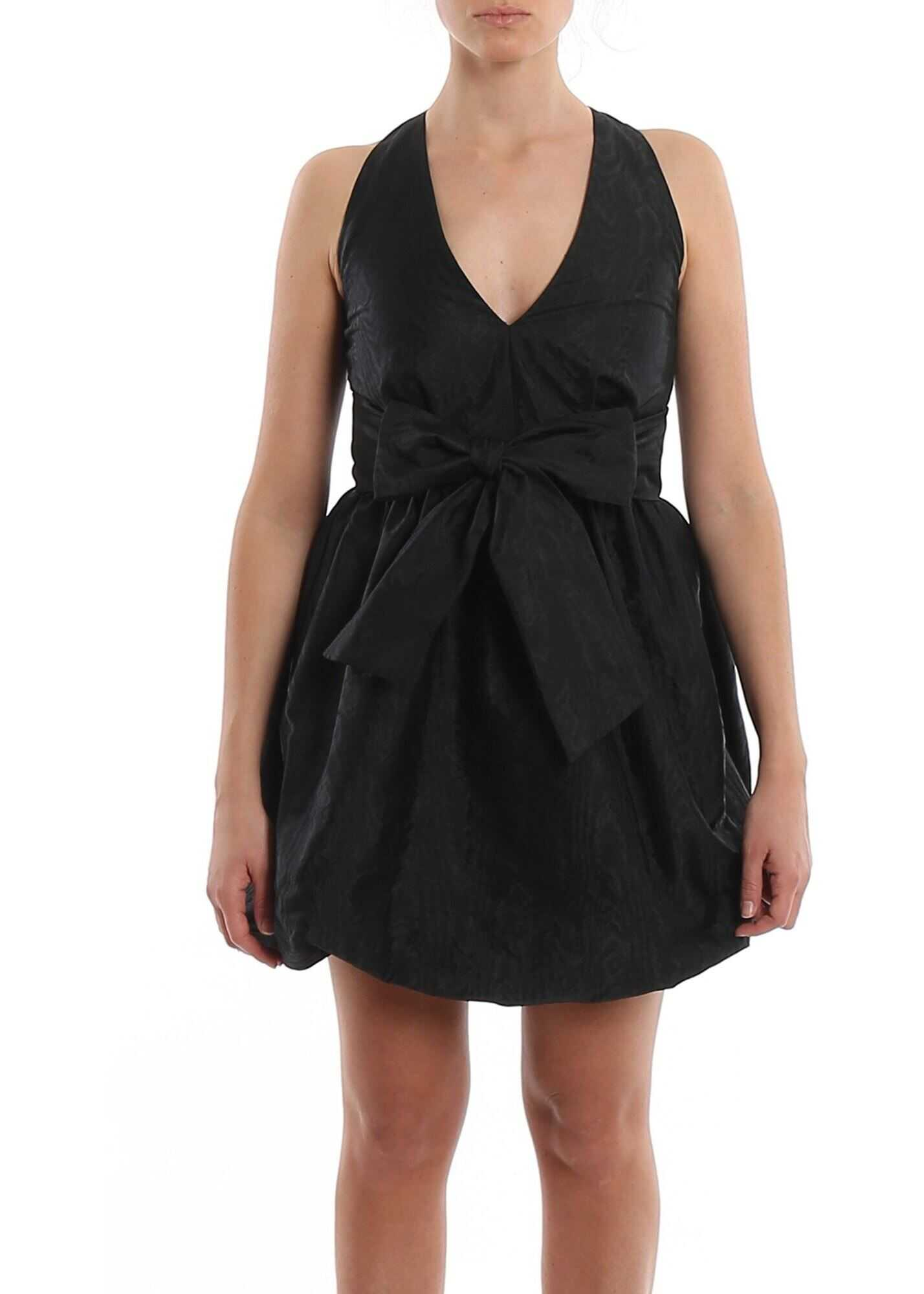 Pinko Orazio Dress Black