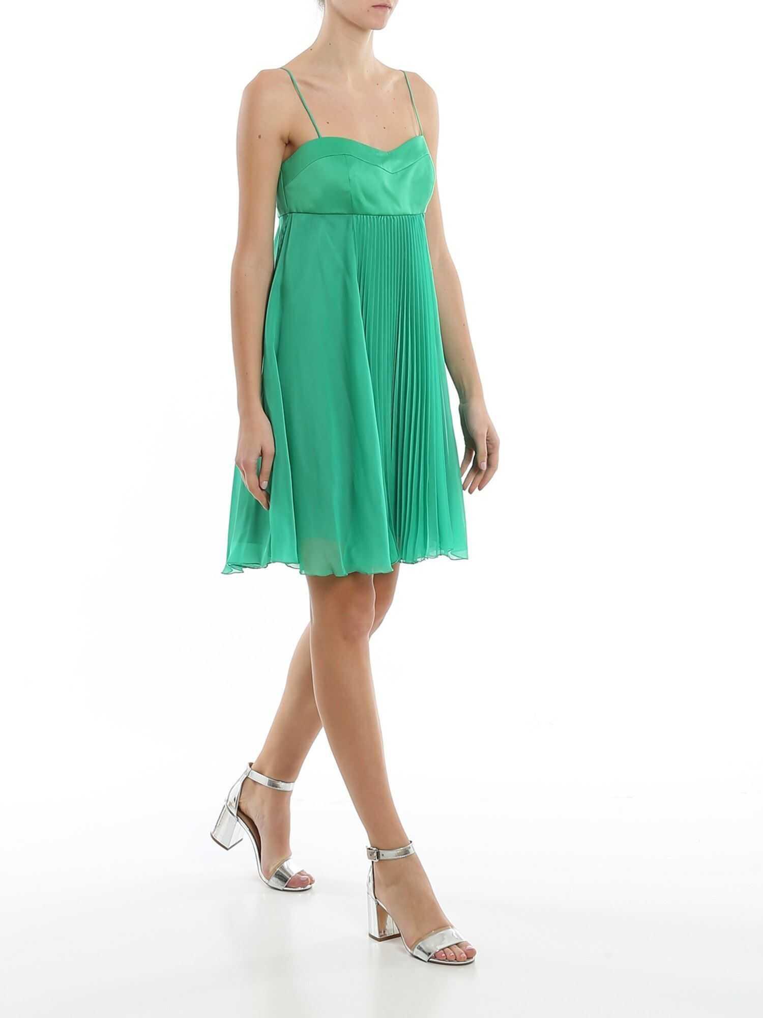 Pinko Biancaneve Dress Green