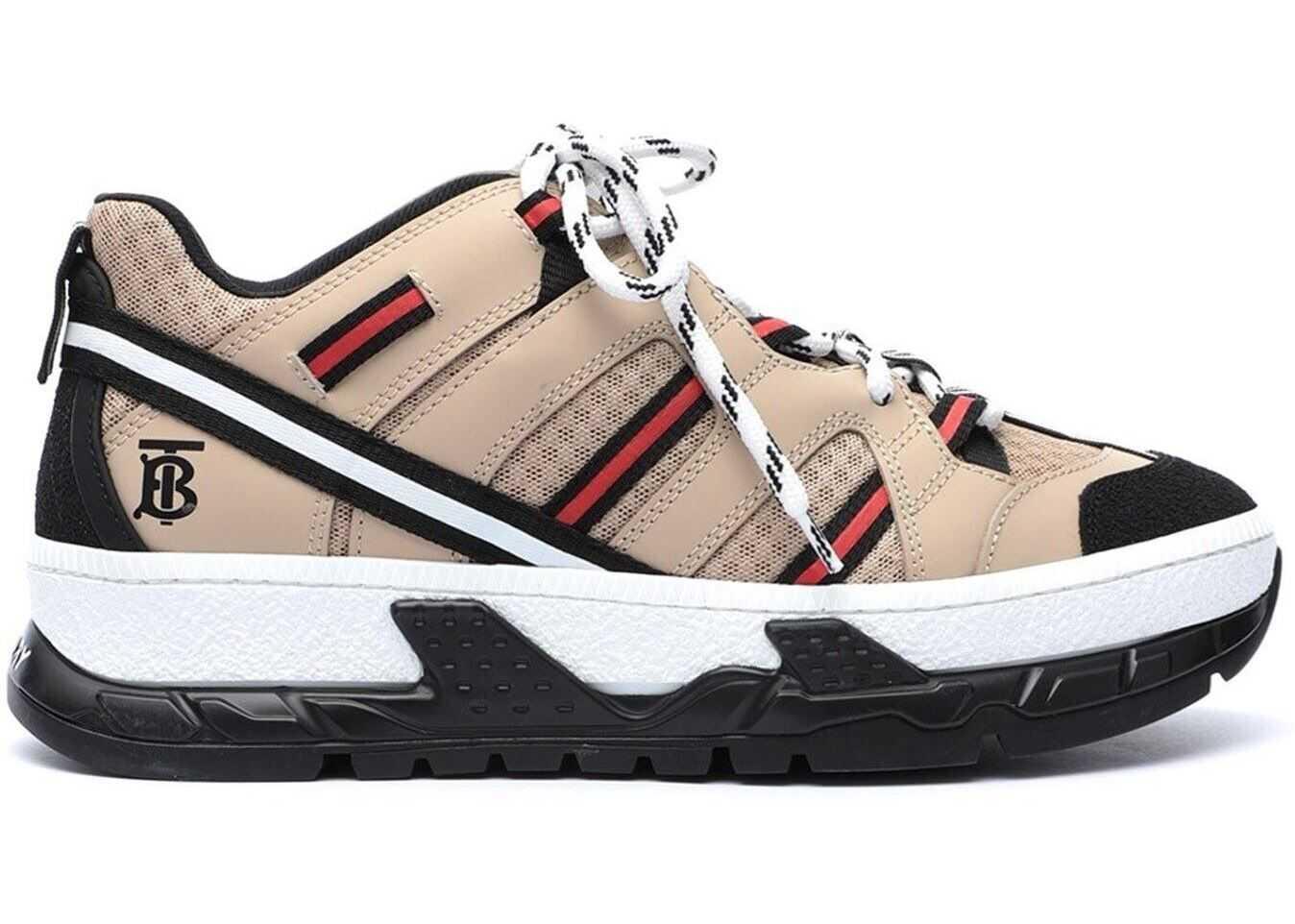 Burberry Union Beige Sneakers Beige