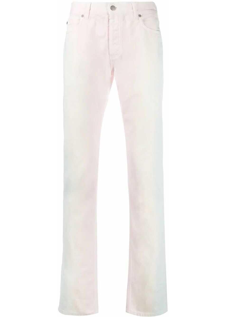 Maison Margiela Cotton Jeans WHITE