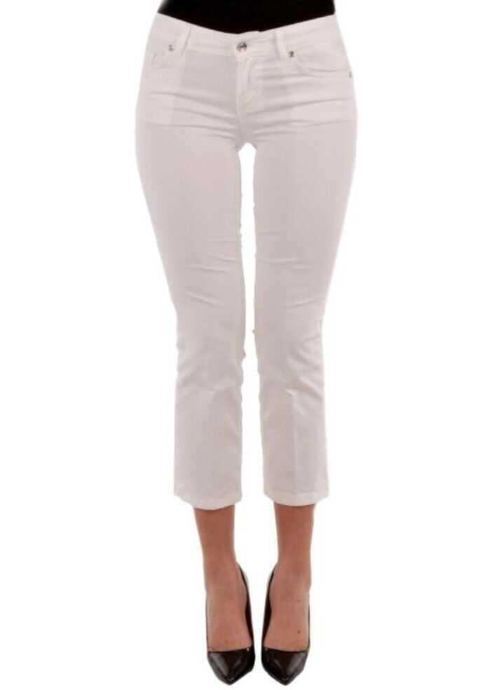 Liu Jo Cotton Jeans WHITE