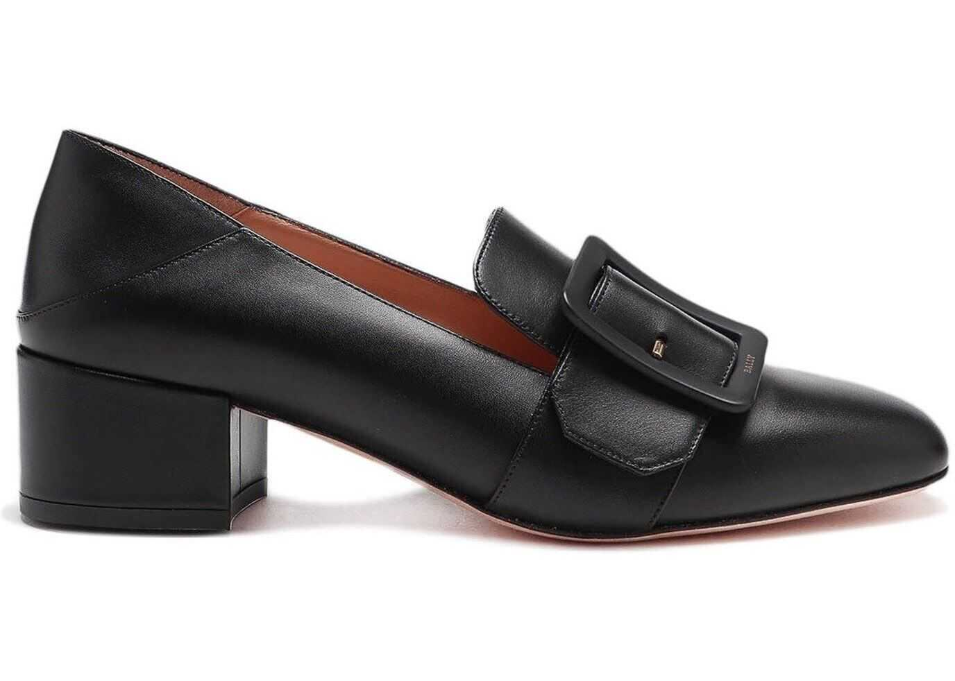Bally Janelle Loafers Style Pumps Black