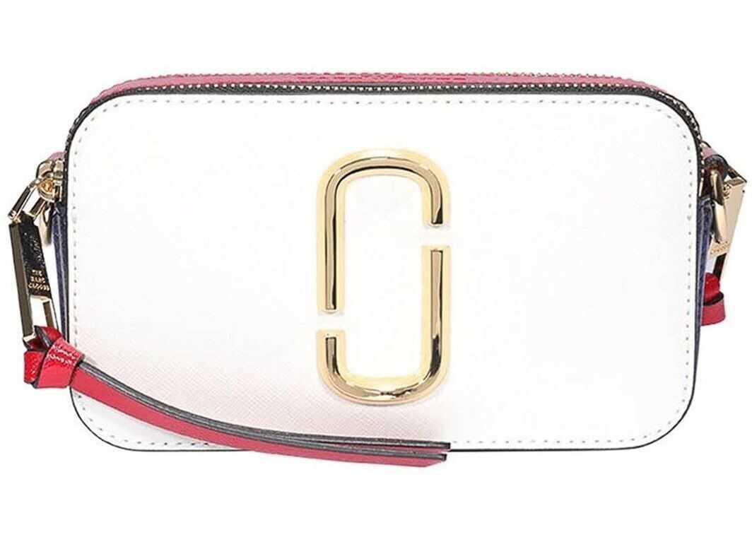 Marc Jacobs The Snapshot Mini Leather Camera Bag Multi