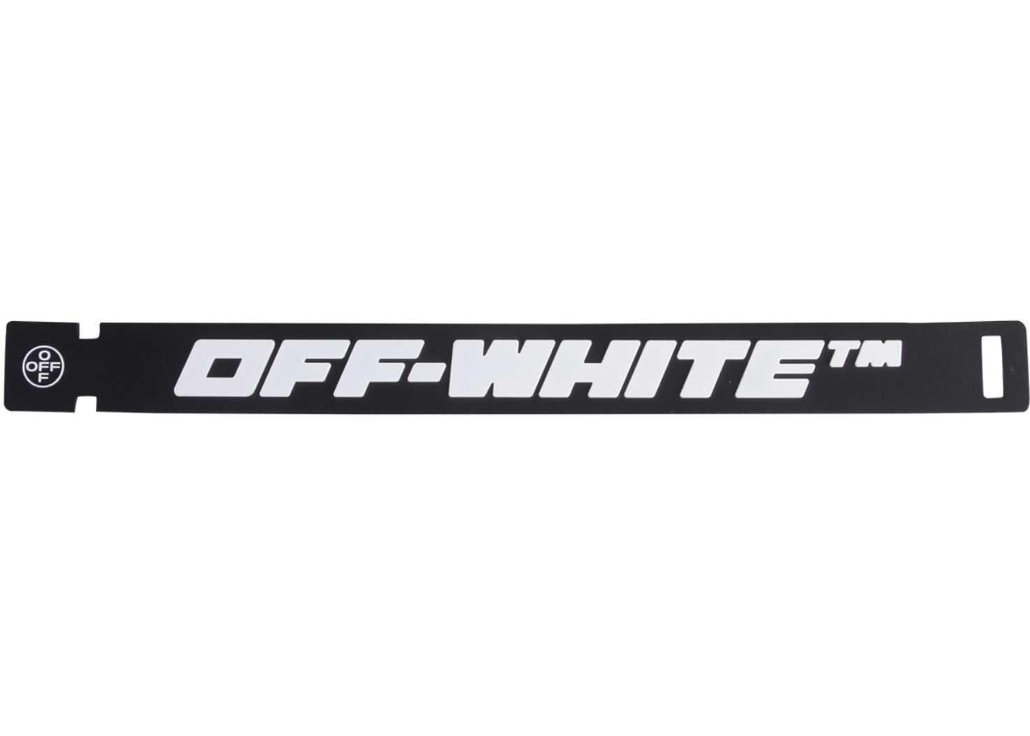 Off-White 2.0 Industrial Bracelet BLACK