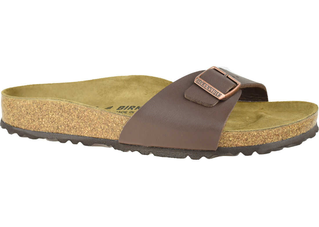 Birkenstock Madrid BF Brown