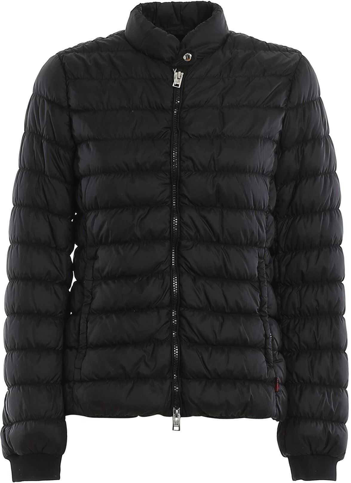 Woolrich Mayflower Puffer Jacket Black