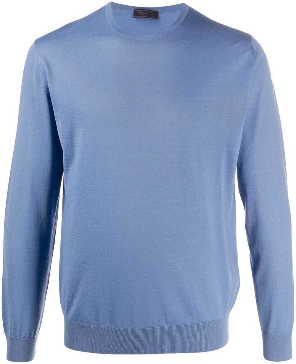 Prada Wool Sweater BLUE