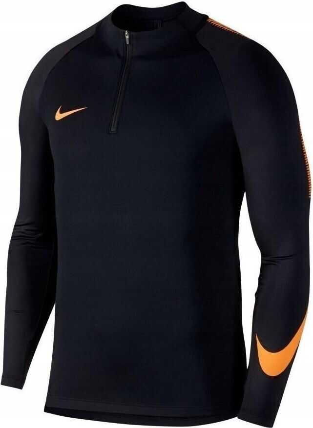 Nike Dry Squad Drill Y* NEGRE