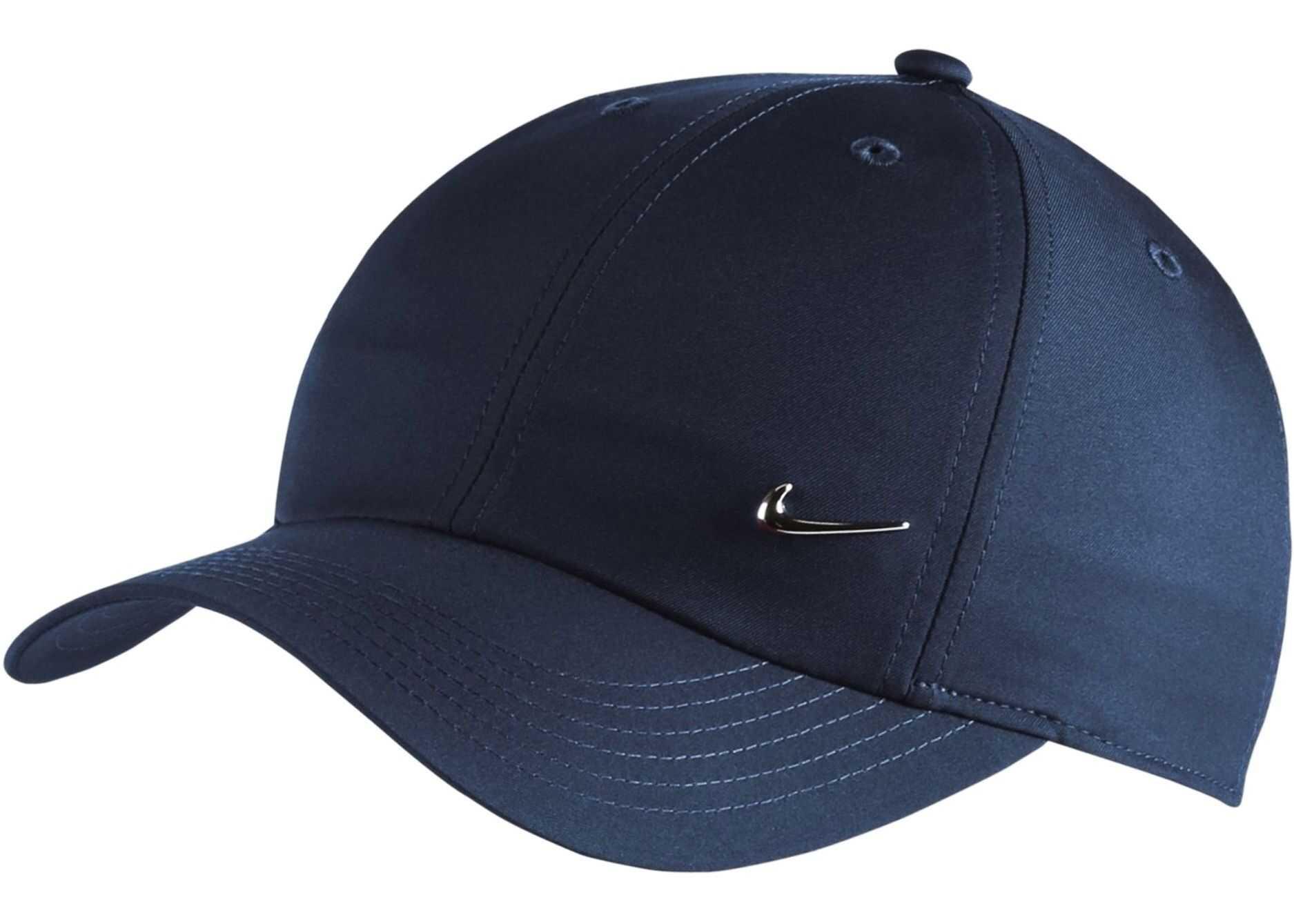 Nike Y NK H86 CAP METAL SWOOSH Blue