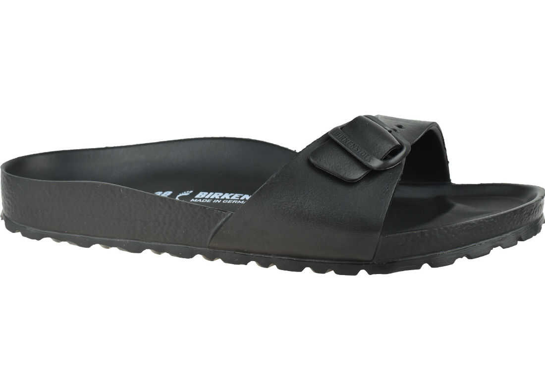 Birkenstock Madrid Essentials Eva Black