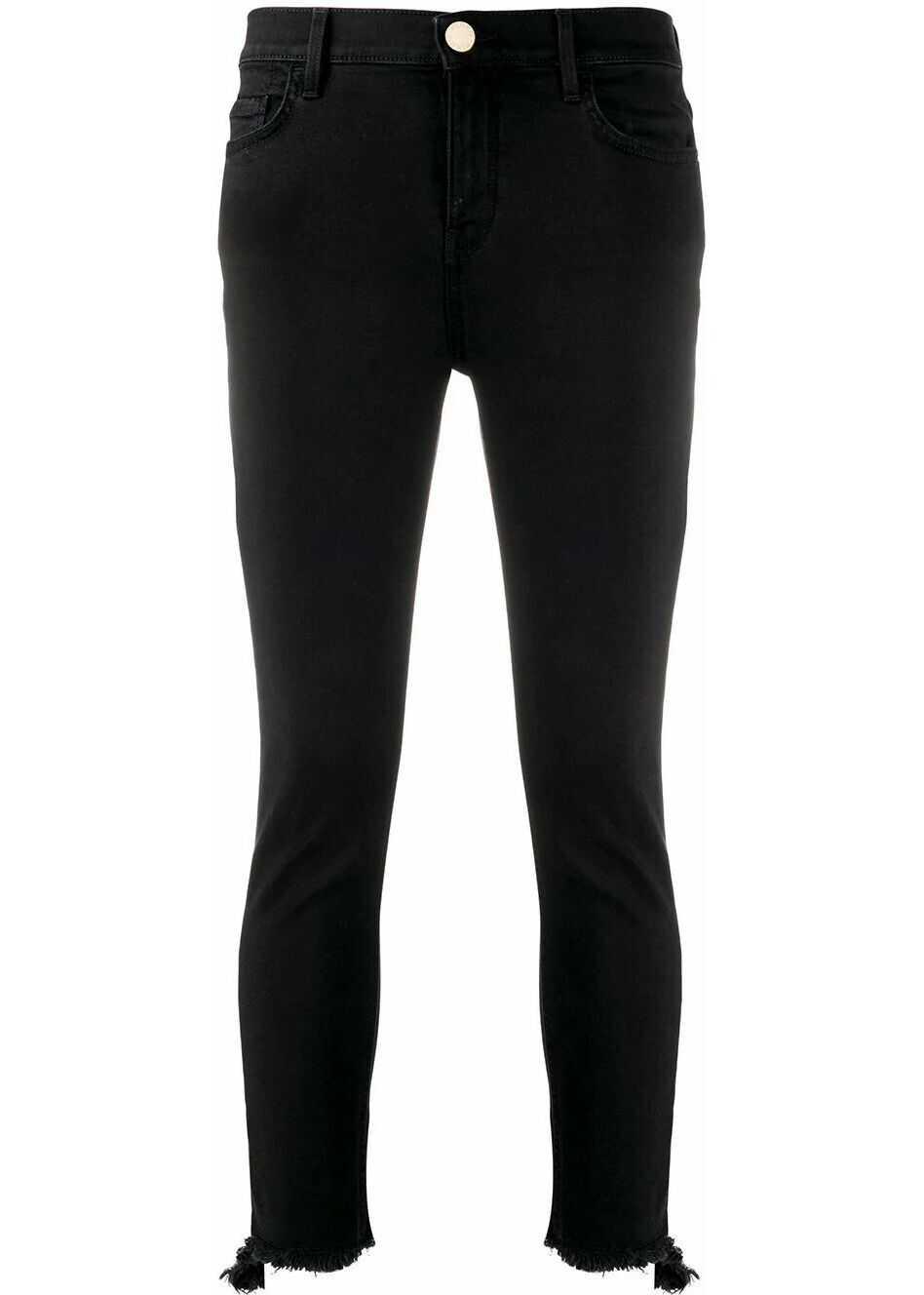 Pinko Cotton Jeans BLACK