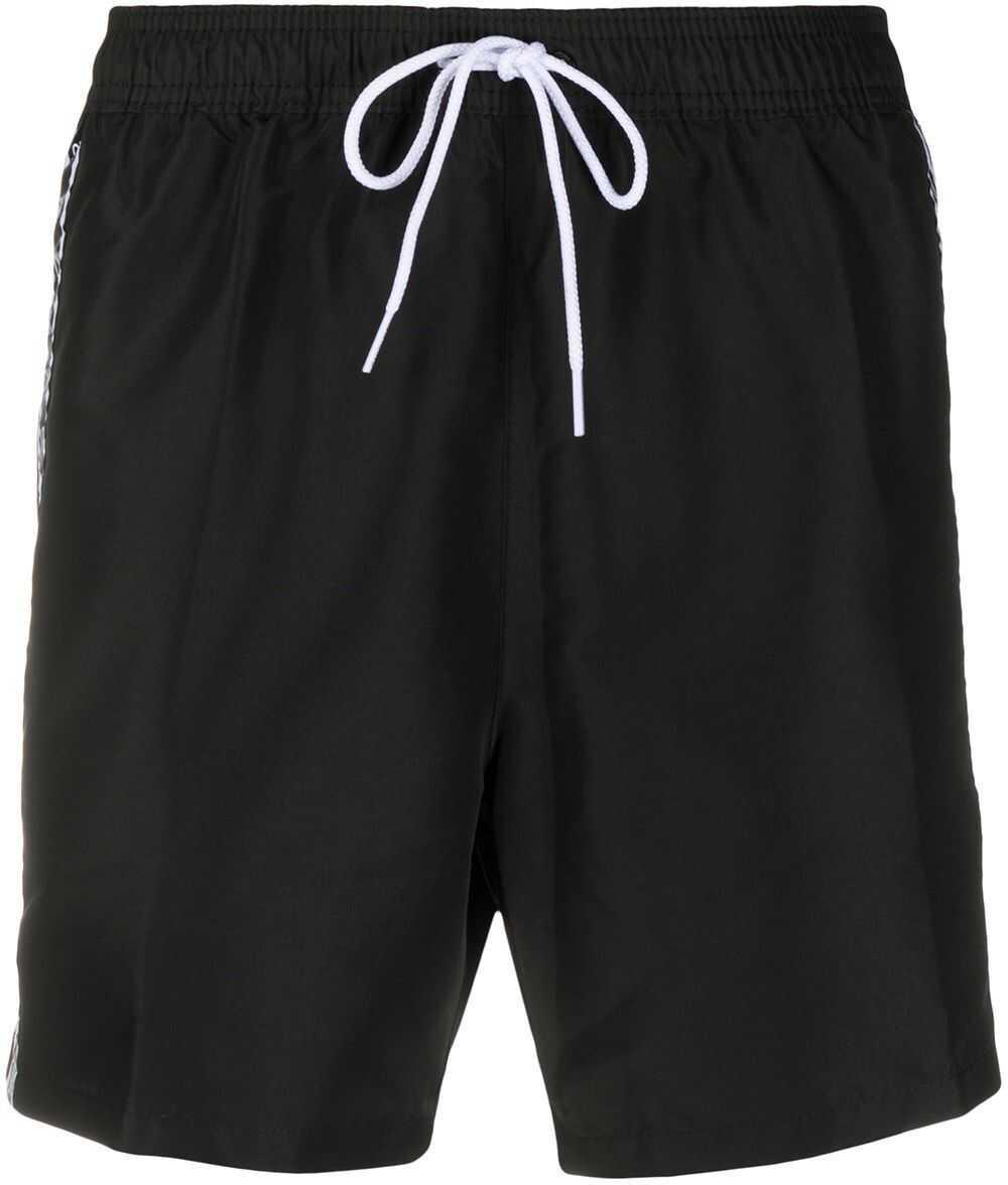 Calvin Klein Jeans Polyester Trunks BLACK