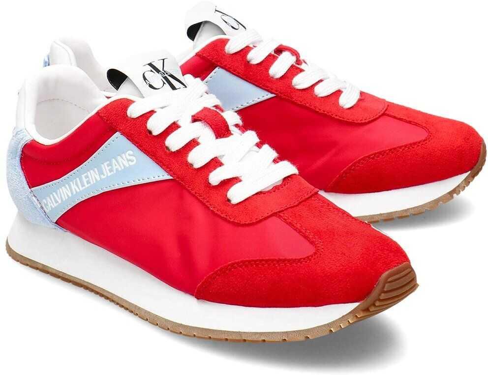 Calvin Klein Jeans Czerwony