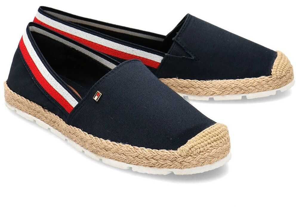 Tommy Hilfiger Basic Tommy Corporate Granatowy