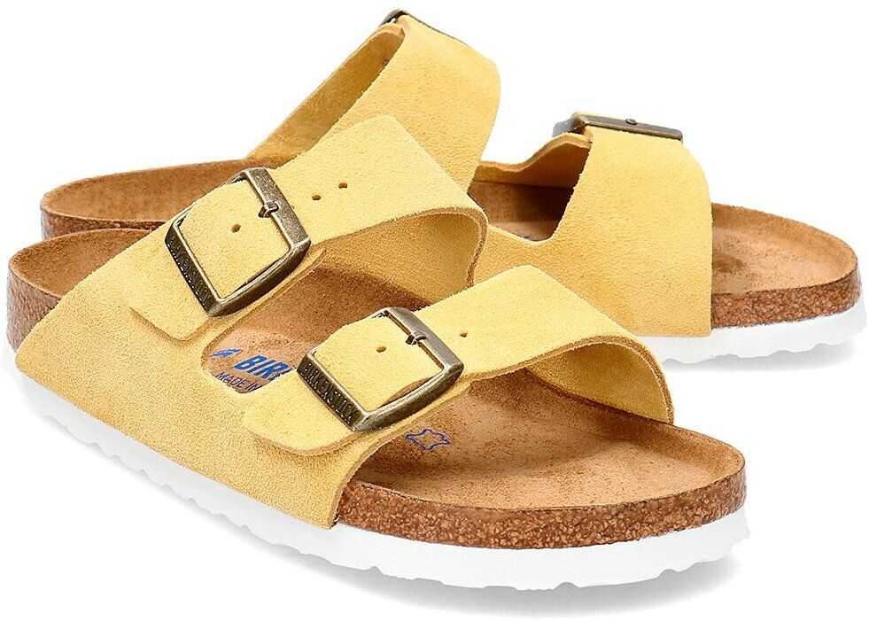 Birkenstock 1015890 Żółty