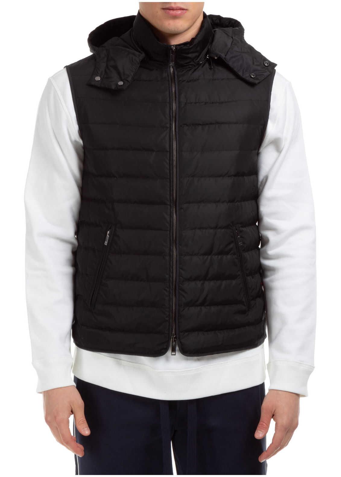 Valentino Garavani Jacket Padded Black