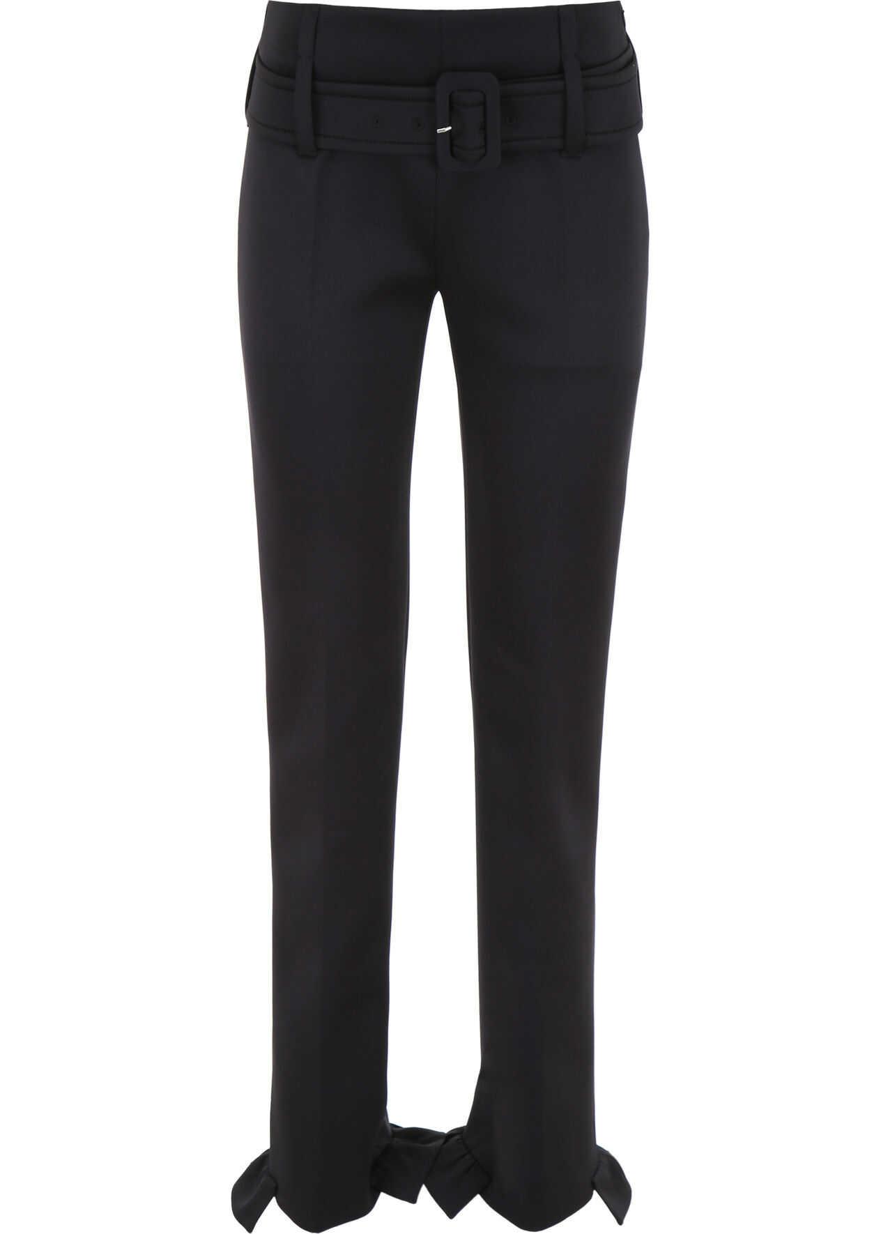 Prada Formal Trousers NERO NERO