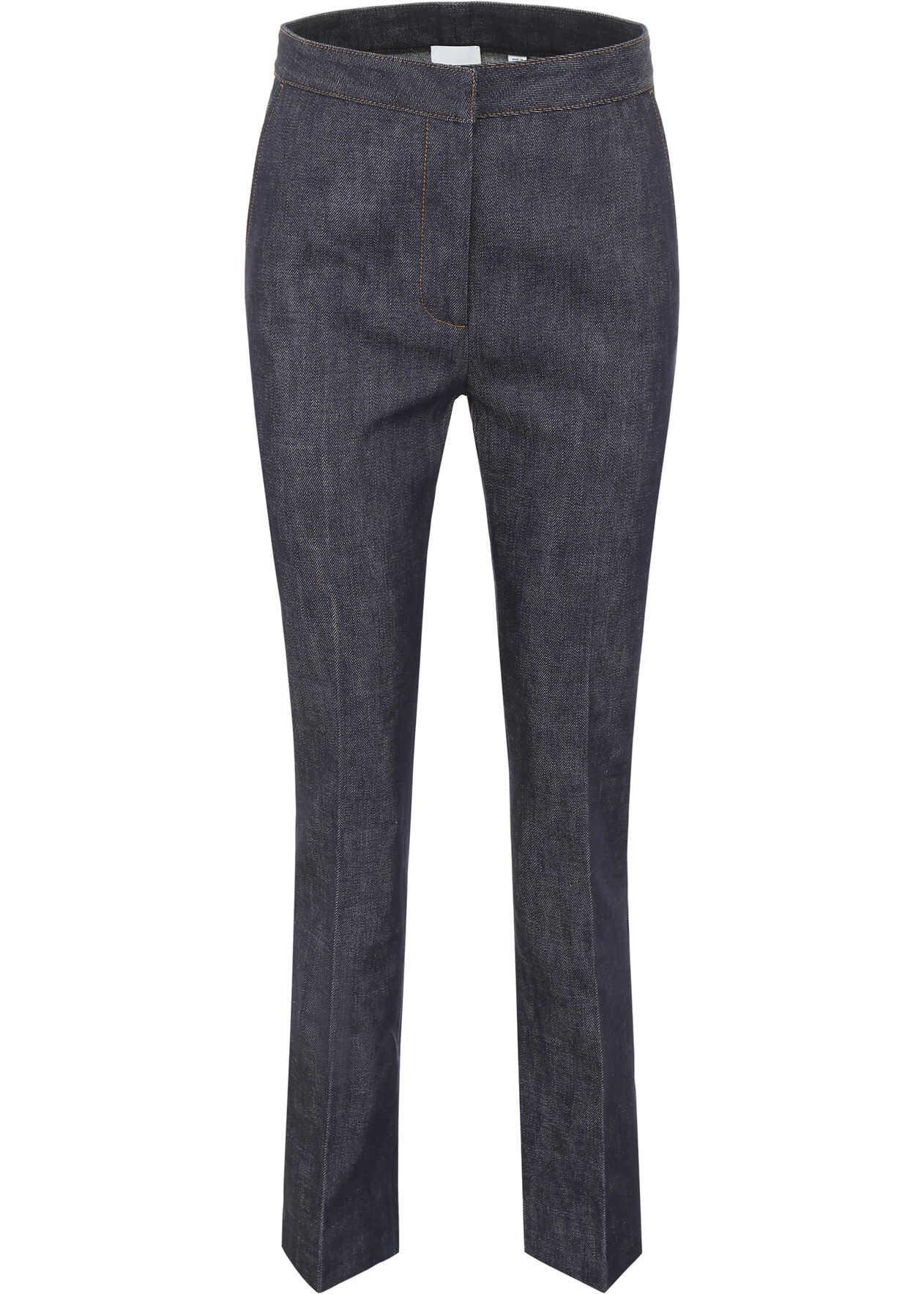 Burberry Straight-Leg Jeans INDIGO