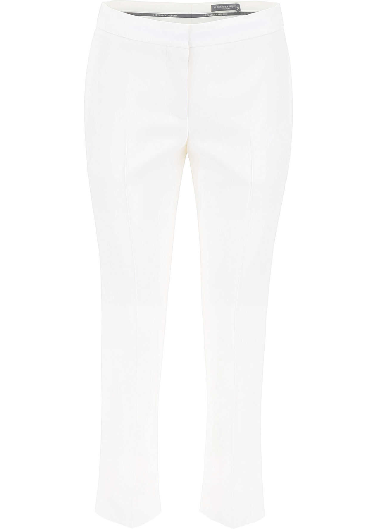 Alexander McQueen Classic Trousers IVORY