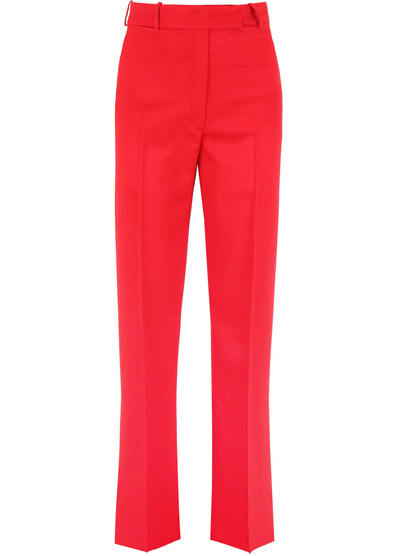 Golden Goose Palazzo Trousers RED