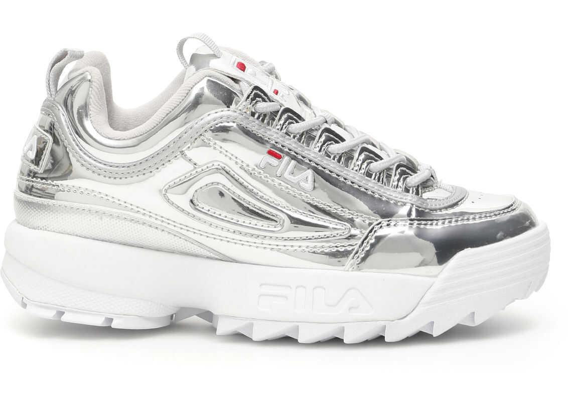Fila Disruptor Low Sneakers SILVER