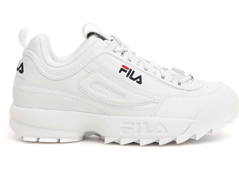 Fila Disruptor M Low Sneakers WHITE